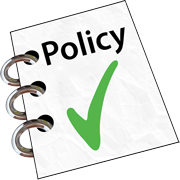 Volunteer Policy link